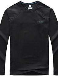 Men Sport Casual Outdoor Quick-drying Long Sleeve Tshirt Climbing Hiking Wading Fishing Running Shirt Clothing