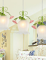 Valentine'S Day Garden Flowers And Plants Absorb Dome Light Lamp Led 1PCS