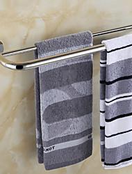 Barra para Toalha / Aquecedor de Toalha Espelhado De Parede 60.5*12*3cm(23*4.7*1.2inch) Aço Inoxidável Contemporâneo