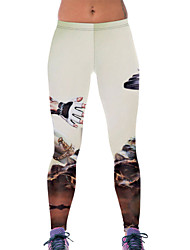 Masculine Warrior Workout Leggings