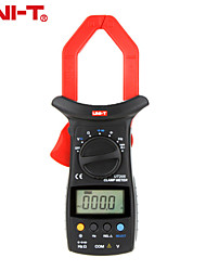 UNI-T ut205 1000a-ac auto rango multímetros de pinza digitales LCD luz de fondo