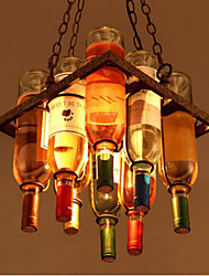Bars Restaurants Cafes Bottle Personality Bar Droplight Sitting Room