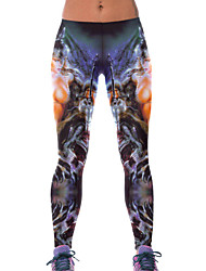 Female Warrior Goddess Sports Leggings