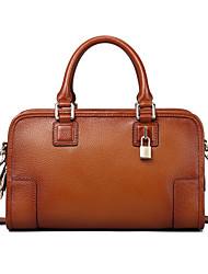 Handcee® Retro Interlocking Head Shoulder Bag/Tote Bag