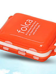 Travel Travel Pill Box/Case / Inflated Mat Travel Accessories for Emergency Plastic
