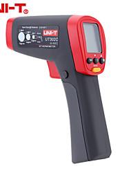 UNI-T ut302c -32 ° C ~ 650 ° C palmare senza contatto digitale a infrarossi termometro a infrarossi tester di temperatura pirometro