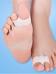 Silicon Insoles & Accessories for Shoes Covers White