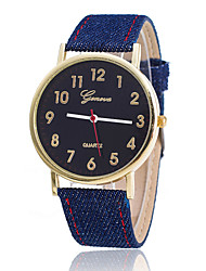 Xu™ Women's Denim Belt Quartz Watch Cool Watches Unique Watches