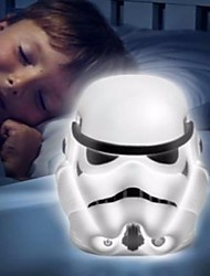 star wars conception de stormtrooper lampe de nuit bureau lampe led table lumineuse