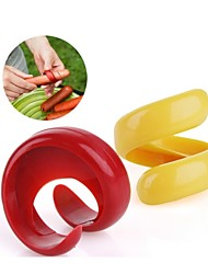 BBQ 2pcs Cut Sausage Rotating Grilled Hot Dogs Cutting Auxiliary Small Tools The New Kitchen Gadget
