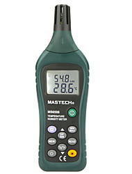 Mastech Ms6508 (ambient Temperature Measurement, Relative Humidity, Temperature And Humidity) With Data Storage
