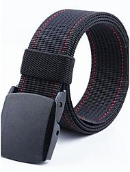 Men Nylon Waist Belt , Vintage / Casual Acrylic