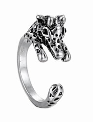 Fashion Creative Giraffe Ring