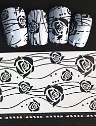 Foil Tape Spogliarello-Cartoni animati / Adorabile- perDito- diAltro-1pcs-20*4cm