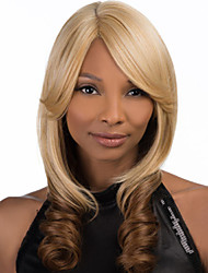 Top Quality Mixed Color Synthetic Long Curly Synthetic Wigs