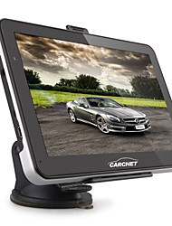 "A Ram 7 ""Car Gps Bluetooth 4Go 128 West"