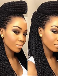 Fashion Braid 2Pcs/Pack Senegalese Twist Braid Kanekalon Fiber