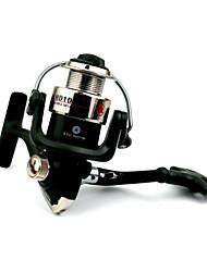 5BB Spinning Reels Gear Ratio 5.2:1 Spinning Fishing Reel PHD10 Random Colors