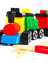 Train Handmade Toys for Kids(3-6 years old)