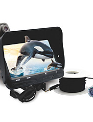 Visible Video Fish Finder Underwater Fishing Camera with Video Recording Function IR LED with DVR 20m cable
