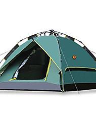Tente - ( Olive , 2 personnes ) Résistant aux ultraviolets / Etanche / Bonne ventilation
