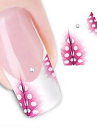 - Finger - 3D Nails Nagelaufkleber - Andere - 1 Stück - 10.5X7X0.1 cm