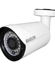 HOSAFE K2MB1WP 2MP 1080P ONVIF POE Outdoor IP Camera W/ 36pcs LED, Motion Detection, Email Alert