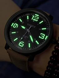 Luminous Watches Men Watch Top Brand Luxury Famous New Wristwatch Male Clock Quartz Wrist Watch Fashion Quartz-watch