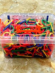 Конструкторы Для получения подарка Конструкторы Пластик Выше 3 Игрушки