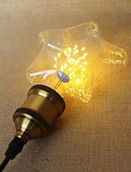 звезда по всему небу звезды лампочки 110v 220v 2 Вт отель украшения света бар