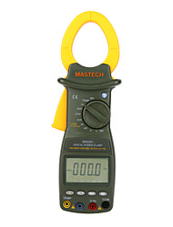 Mastech MS2201- Motor Power Quality Analysis Of Single-Phase Clamp Power Meter Frequency - Temperature Measurement