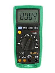 Mastech  MS8217 Professinal 4000 Counts Digital Multimeter With Capacitance And Temperature Measurement