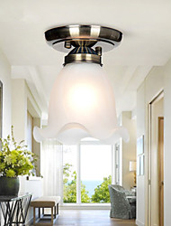 5 Traditional/Classic Mini Style / Bulb Included Electroplated Metal Flush Mount / Spot Lights Hallway