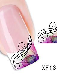 - Finger / Zehe - 3D Nails Nagelaufkleber - Andere - 40PCS Stück - 15cm x 10cm x 5cm (5.91in x 3.94in x 1.97in) cm