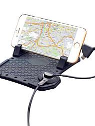voiture de charge adsorption magnétique berceau pour téléphone intelligent support de charge