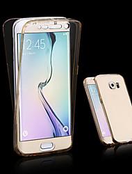 для Samsung Galaxy a3 a5 2017 года на 360 градусов конечной защиты ТПУ мягкий чехол для Samsung Galaxy 2016 A310 A510 A710