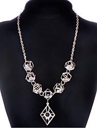 MPL The new folk style Fashion Pendant Necklace geometric