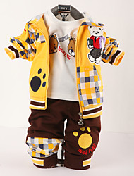 Boy's Cotton Clothing Set,Fall / Spring