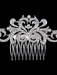 The New Combs Korean Pearl Diamond Bride Headdress Selling Jewelry