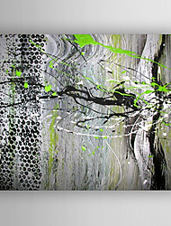 olieverf moderne abstracte de hand beschilderd doek met gestrekte frame