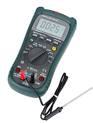 Mastech MS8260g 4000 Word - Digital, - Frequency, Duty Cycle, Non - Contact Voltage Detection - Temperature Test