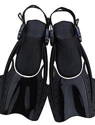 Palmes de plongée Silikon Bleu / Noir