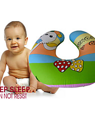 U Shaped Pillow For Babies Sleeping Newborn Breastfeeding Nursing Pillow Memory Foam Factory Direct 46*55*15CM