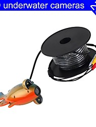 fishfinder onderwater camera 20m kabel ccd kleuren camera onderwater video vissen camera 3W LED