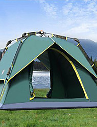 SHAMOCAMEL Breathability / Ultraviolet Resistant / Rain-Proof Oxford / Polyester One Room Tent Army Green