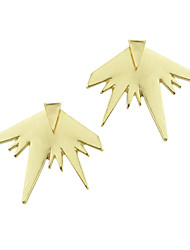 Earring Stud Earrings Jewelry Women Party / Daily Alloy 2pcs
