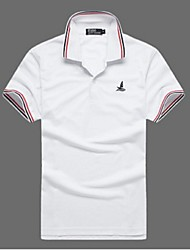 Homme Tee-shirt / Hauts/TopsCamping / Randonnée / Escalade / Exercice & Fitness / Golf / Courses / Sport de détente / Badminton /