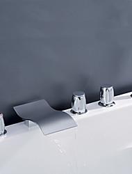 Waterfall Bathtub Faucet (0698 -Y-8015)