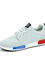 Men's Walking Shoes Tulle Black / Blue / Gray