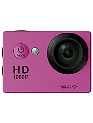 OEM W9 Sports Camera 5MP Resolution F2.0 6G 170°A+ HD Ultra-wide Lens Gopro Style Camera